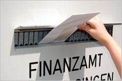 Finanzamt anmelden