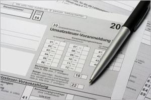 Umsatzsteuer anmelden