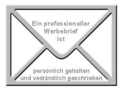 Werbebrief texten